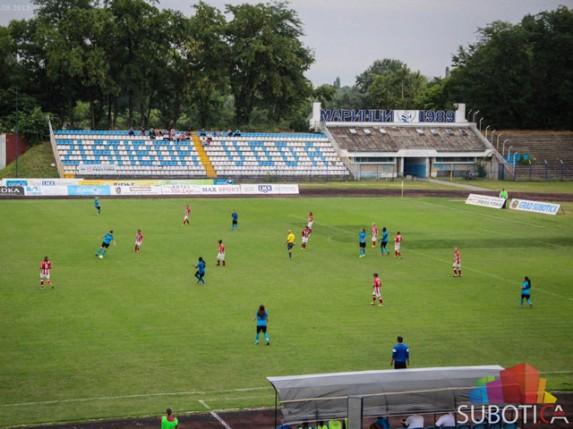 """ŽFK """"Spartak"""" pobedio ŽFK """"LASK Crvena zvezda"""" u zaostaloj utakmici 1. kola (4:0)"""