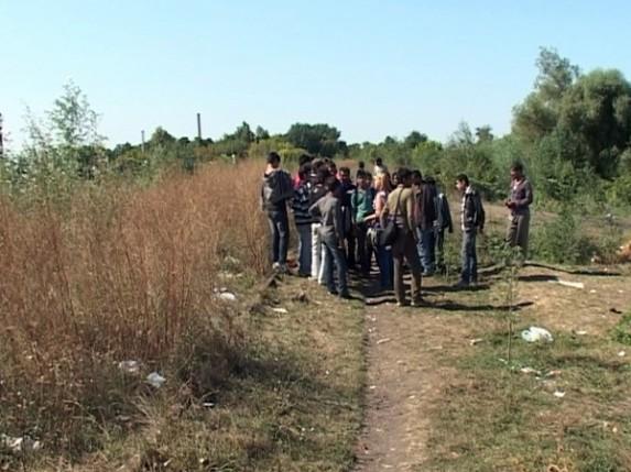 Na graničnom prelazi Horgoš sve je manje pokušaja ilegalnog prelaska granice