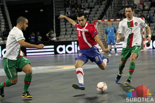 Futsal: Srbija poražena od Mađarske (2:3)