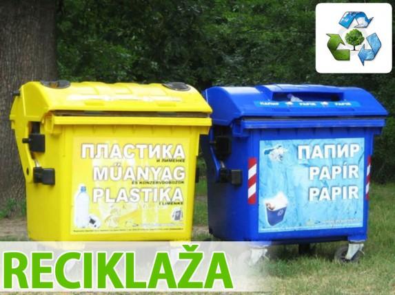 Anketiranje građana o selektivnom otpadu