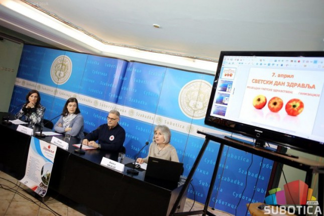 Svetski dan zdravlja biće obeležen u subotu