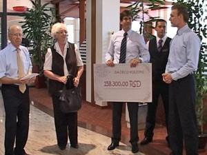 Zaposleni Hotela Galerija pomogli Kolevku sa 158.300 dinara