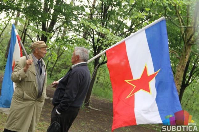Prvi maj u Mini Jugoslaviji