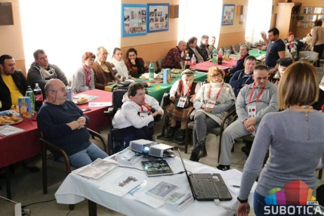 Održano predavanje u sklopu obeležavanja Dana osoba sa invaliditetom