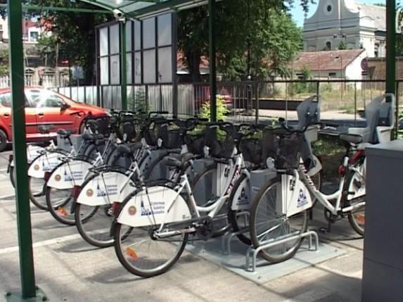 Iznajmljivanje bicikla sve popularnije