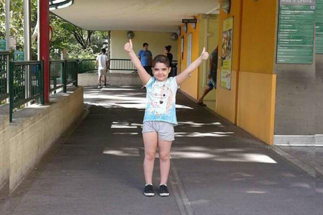 Iva Zvekić pobedila leukemiju!