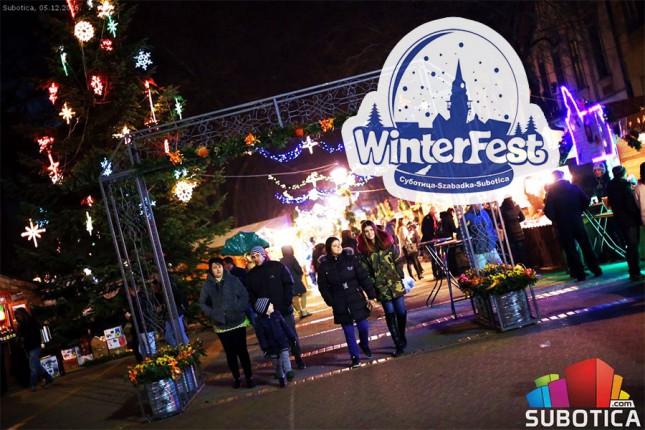 """Sutra svečano otvaranje Zimskog vašara """"Winterfest"""""""