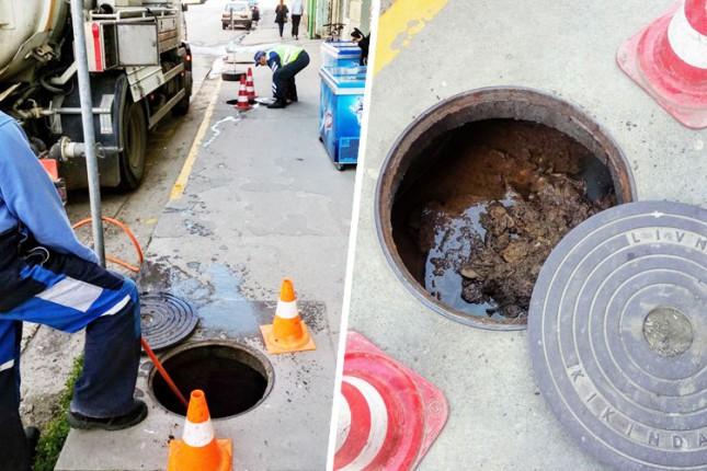 Spor oko kanalizacije u ulici Braće Majer