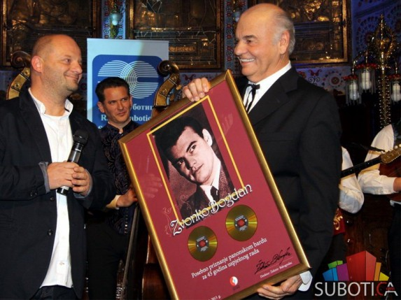 Svetsko priznanje za Zvonka Bogdana