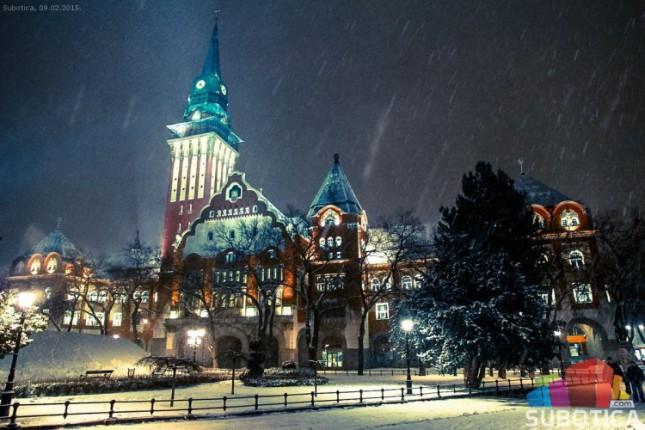 Zimske službe spremno dočekale prvi sneg