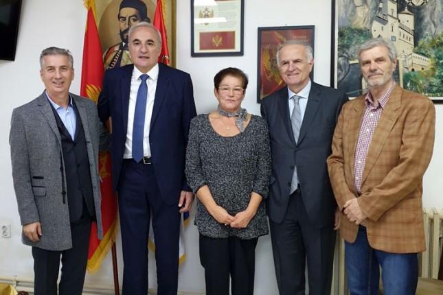 Ambasador Crne Gore u Srbiji posetio Udruženje Crnogoraca