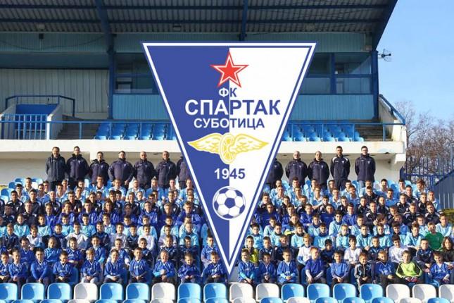 Uspesi Spartakove škole fudbala ulivaju nadu