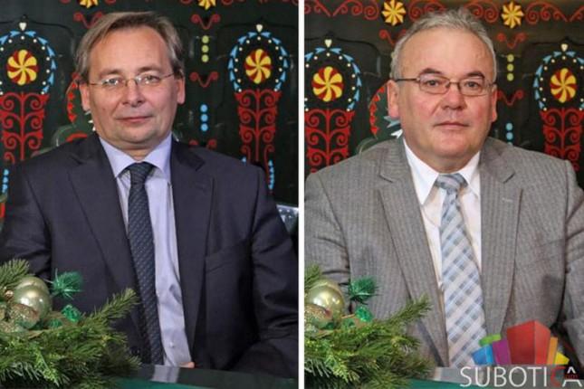 Božićne čestitke gradonačelnika i predsednika Skupštine