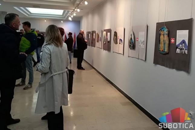 """Otvorena izložba """"Istorija Vojvodine u kamenu"""""""