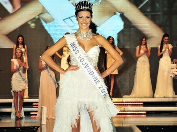 Leontina Sič iz Subotice izabrana za Miss Vojvodine