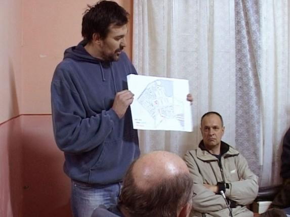Stanovnici Aleksandrova traže asfalt i kanalizaciju