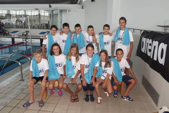 Plivači Spartaka kadetski vicešampioni Srbije