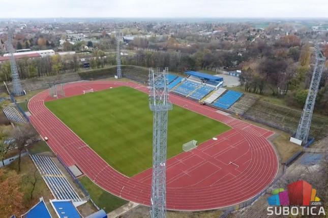 Stadion od petka spreman za korišćenje, za nedelju dana Spartak dočekuje Crvenu zvezdu