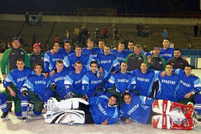Hokejaši Spartaka učestvovali na turniru u Sarajevu