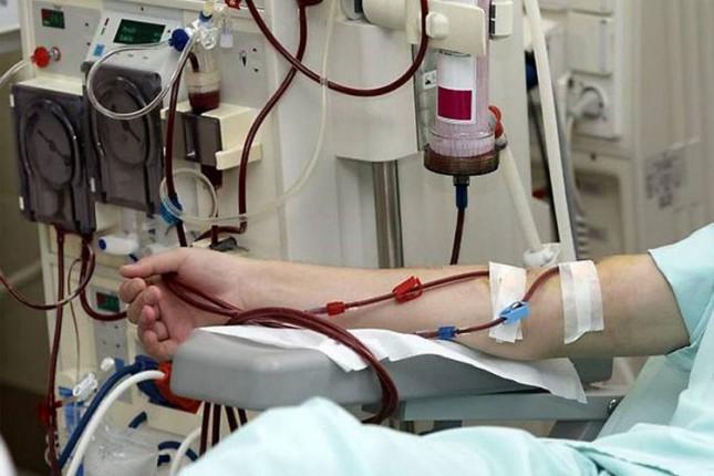 Odelenje hemodijalize dobilo privremene klime dok se ne popravi centralna