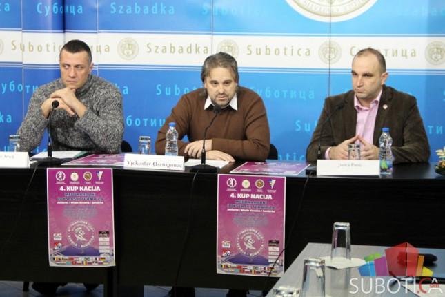 Subotica domaćin 4. Kupa nacija za bokserke (12-16. januar)