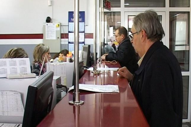 Pad broja nezaposlenih na evidenciji NSZ u Subotici