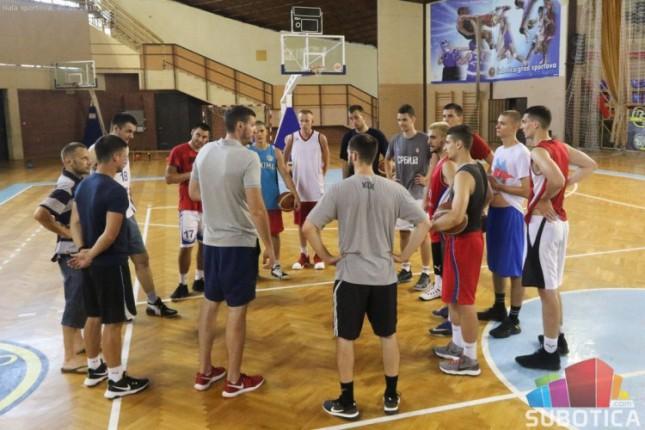 Košarka: Spartak sa novim trenerom počeo pripreme za novu sezonu