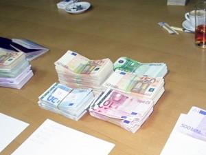 Na Horgošu otrkiveno 222.000 evra