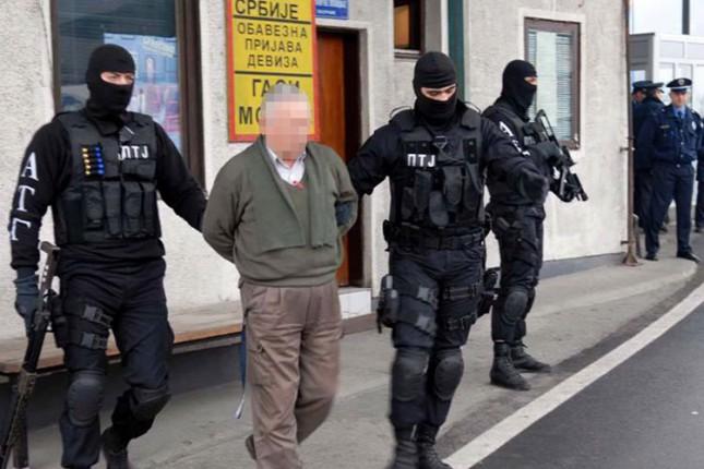 Hapšenja zbog krijumčarenja televizora u vrednosti od 2,8 miliona evra