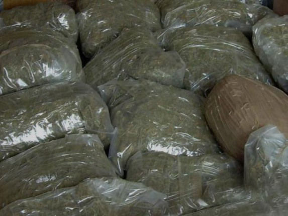 Na Horgošu zaplenjena 4 kg marihuane