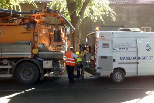 Počele kontrole nelegalno priključenih korisnika mreže vodovoda i kanalizacije