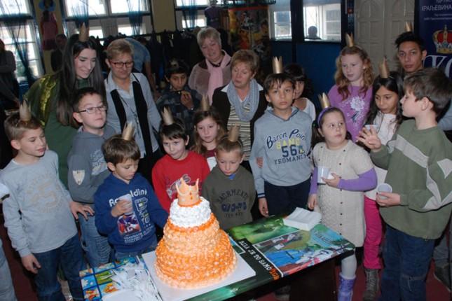 Održan humanitarni bal za mališane iz Lurko kuće