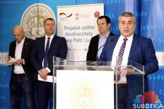 """Nemačka finansira projekat """"Zaštita biodiverziteta Palić Ludaš"""""""