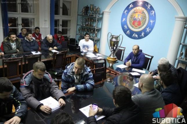 Održan žreb za 45. Novogodišnji turnir u malom fubalu