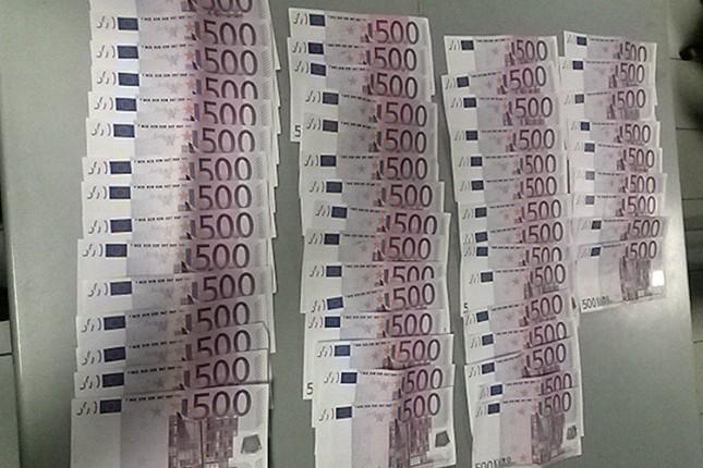 Na Horgošu sprečen nelegalan unos 27.000 evra
