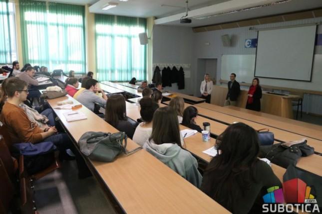Predstavljen program prakse i zarade tokom studiranja