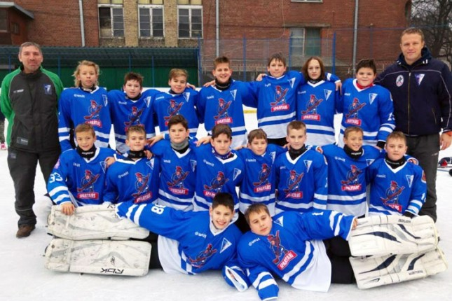Sadržajan vikend mladih hokejaša Spartaka