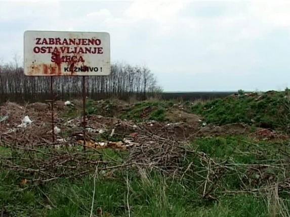 Uskoro čišćenje deponije u Novom Žedniku