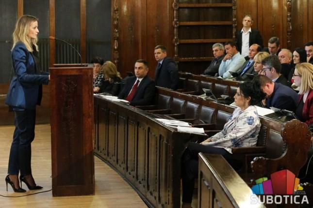 Ivanković odgovorila na saopštenje kulturnih radnika Subotice