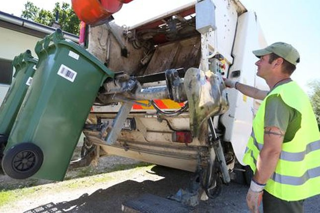 Kako funkcioniše sistem odvoženja smeća sa Kelebije?