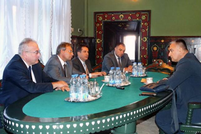 Susret Ambasadora BiH sa predstavnicima lokalne vlasti