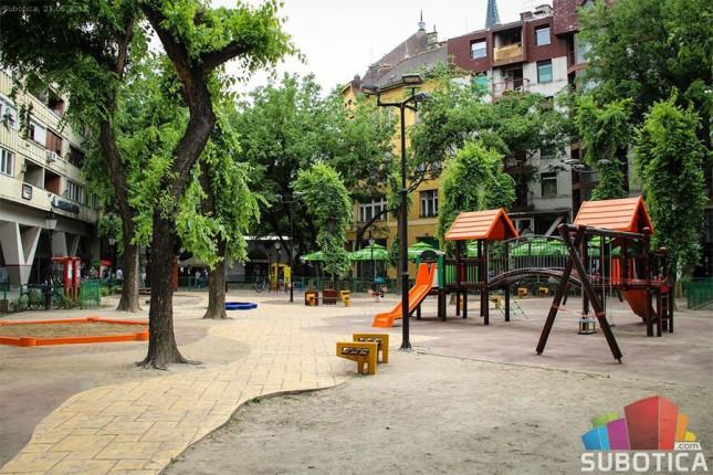 Održana obuka o primeni novog Pravilnika o bezbednosti dečjih igrališta