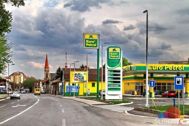 Otvorena nova Euro Petrol benzinska stanica u Subotici