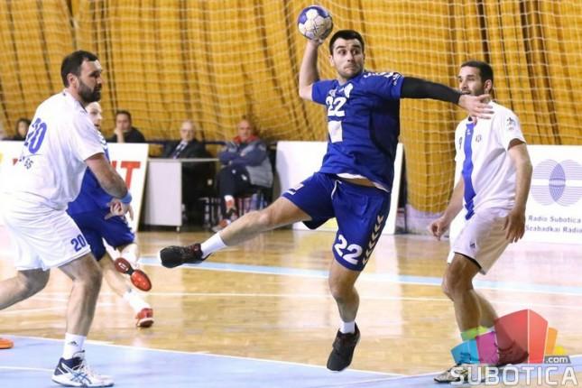 Rukometaši Spartaka savladali Dinamo (25:22)