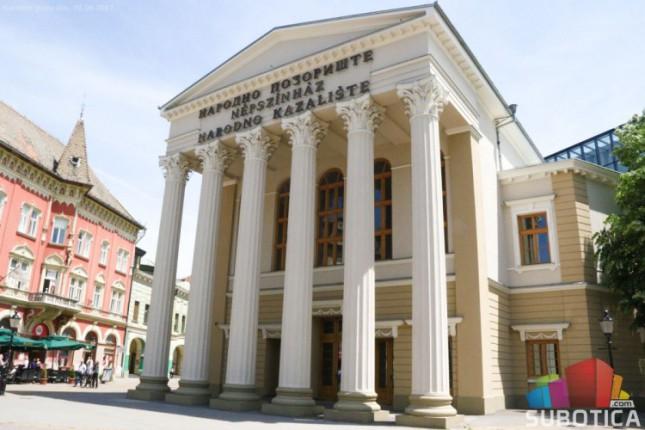 Dodatni radovi na Narodnom pozorištu koštaće 63,2 miliona dinara