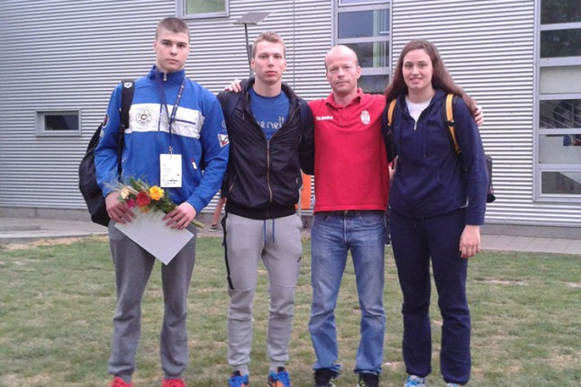 Devet medalja plivača Spartaka na juniorskoj Balkanijadi u Rumuniji