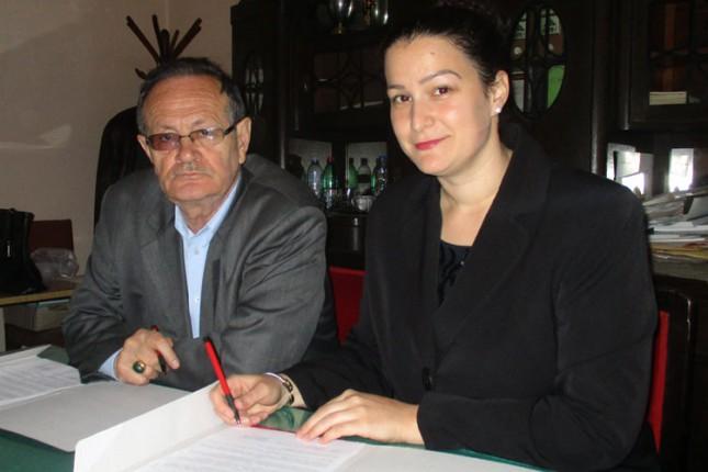 Sporazum o saradnji između SDPS i Udruženja invalida rada