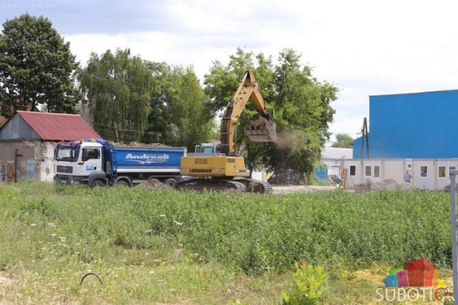Počela izgradnja prvog Lidl supermarketa u Subotici