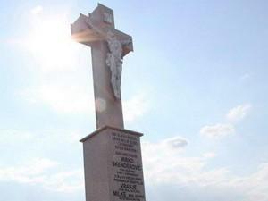 Krst krajputaš u Skenderevu
