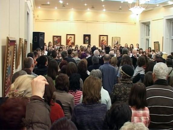 Sinoć je održana Svetosavska akademija